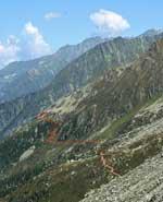 Randonnée Grand-Balcon Chamonix