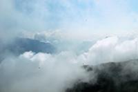 Mer de nuage - Sommet du Roc des Boeufs