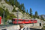 Train à crémaillère du Montenvers - Chamonix