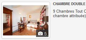 Plus de photos de vos chambres pour convaincre les internautes de réserver sur votre site