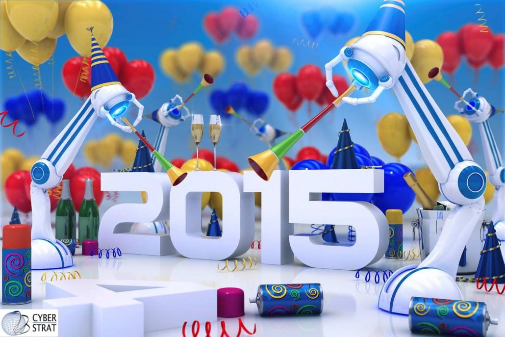 CYBERSTRAT vous accompagnera en 2015