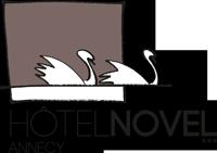 Hôtel 3* Le Novel - Annecy Haute-Savoie