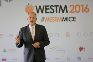 JC Morand conférencier à WESTMICE Belgrade 2016